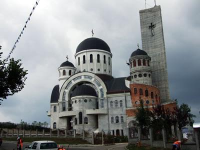 Zalau cathedral