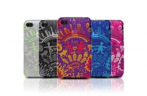 iLuv Dream Soft Coated iPhone 4 Cases