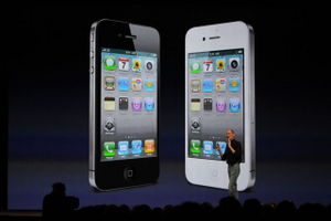 iPhone 4 Presented At Apple's WWDC 2010: Cell Phones Revolution?