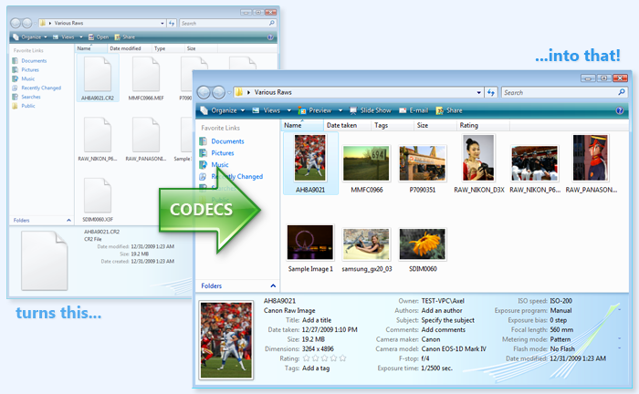 fastpicture viewer codec pack