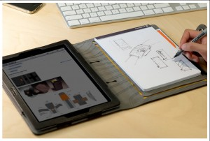Booqpaq for iPad 2