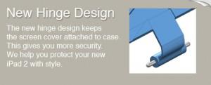 StreetSkin case for iPad2