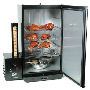 Bradley BTIS1 Original Fully Automatic 4-Rack Smoker Review