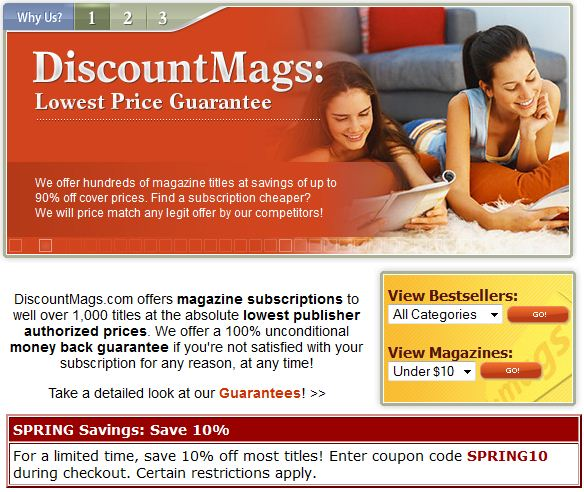 How To Pay Less For Magazine Subscriptions