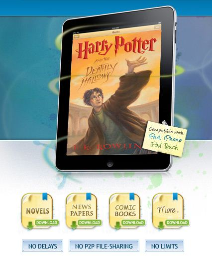 Where To Find Books For iPad?