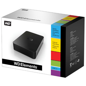 WD Elements external drive