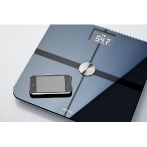 Withings WiFi scale and fat monitor sends data to your iPhone automatically