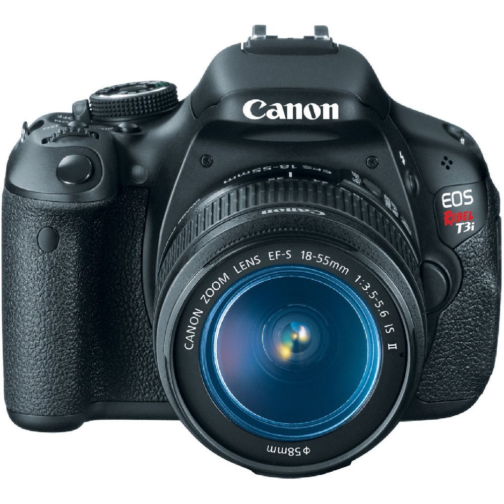 Canon EOS Rebel T3i Digital SLR Camera Review