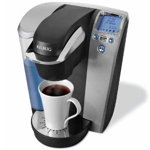 Keurig B70 Platinum Single-Cup Brewing System