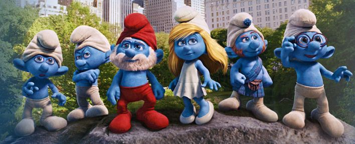 Smurfs Halloween Costume: Do We Have Another Bestseller?