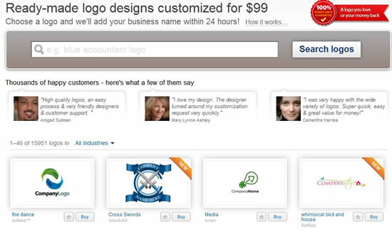 How To Get a Great Logo for Your Website: Use Crowdsourcing